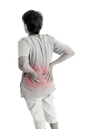 back often occur